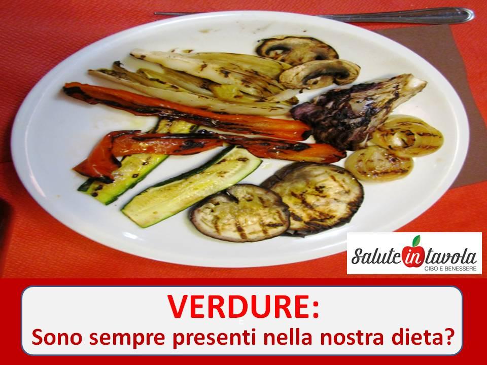 verdure sono presenti nella dieta foto
